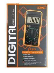 Oferta Multímetro Digital Grande Le-971