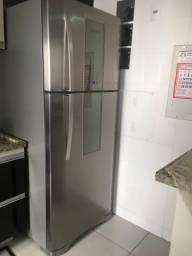 Geladeira frost Free, Duplex, 553L, Inox