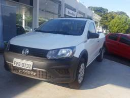 VOLKSWAGEN SAVEIRO 1.6 MSI ROBUST CS 8V FLEX 2P MANUAL. - 2017