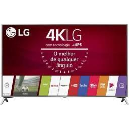Smart Tv LG 4k 49 Pol 49uj6525 Nova na caixa - Guarulhos