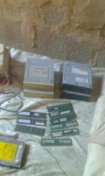 Vendo lote de peças de computador