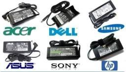Fontes para notebook e Ultrabook Varias Marcas e Modelos - Samsung - Positivo - CCE - HP