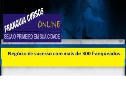 Franquia de cursos online 20,00