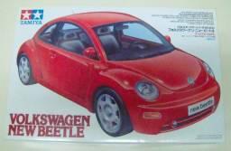 Kit Plastimodelismo Tamiya - Volkswagen New Beetle - Escala 1:24 - Novo / Lacrado