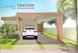 Condomínio Residencial Esmeralda 1 . Casa 1 térrea c/ 3 qts