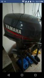 Motor Yamaha 25 - 2009