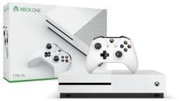 Xbox One S 1TB - Super Oferta Lacrado - Garantia 1 Ano