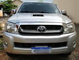 Toyota Hilux 3.0 SRV Automatica 4x4 - Troco - 2010