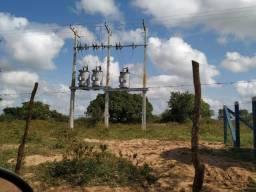 20 Hactares ideal para parque de Energia solar há 100 km de Feira de Santana
