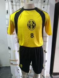 Uniforme futebol/society/futsal