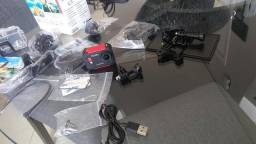 Câmera Filmadora Ação 12mp Full HD Xtrax Evo Wifi c/ 32 GB - pouco utilizada