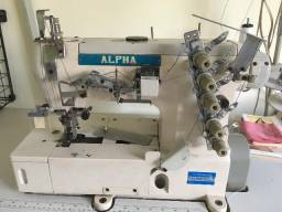 Máquina de Costura Colareti Galoneira Industrial