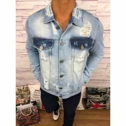 Jaqueta jeans original da john john