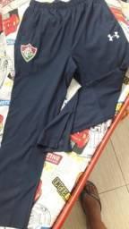 PRA SAIR HOJE !!! VENDO calça do Fluminense Under Armour semi-nova