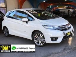 Honda Fit EXL 1.5 2016 Automático - 2016