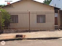 Casa com 150,00 m2, área central de Ibiporã, terreno de 364,77 m2