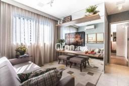 Flat com 1 dormitório à venda, 36 m² por R$ 171.000,00 - Chácaras Dona Gê - Goiânia/GO