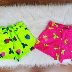 Shorts Moda carnaval 20$unid