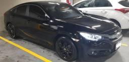 Honda civic 2.0 18/18 flex ex CVT Unico Dono!!! - 2018