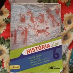 Livro de historia 6° ano