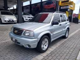 TRACKER 2008/2008 2.0 4X4 16V GASOLINA 4P MANUAL - 2008