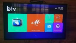 TV box- programação grátis