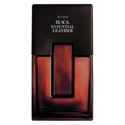 Deo perfum for Men black essential leather 100ml
