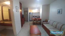 Apartamento com 1 dormitório à venda, 49 m² por R$ 95.000,00 - Turista I - Caldas Novas/GO