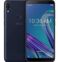 Celular Zenfone Asus Max Pro Zb602kl 64gb 4g Ram Tela 6+fone Bateria 5000 mAh 2 dias!