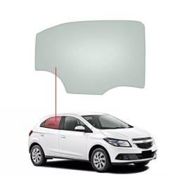 Vidro Porta Traseira Direita Chevrolet Onix 12/20 / Prisma 13/20 Saint Gobain