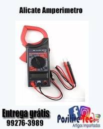Alicate Amperímetro (entrega rápida)