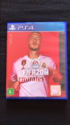 Jogo FIFA 20 PlayStation 4