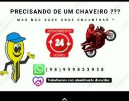 Chaveiro serviços 24H
