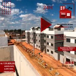 Apartamento 2 Qts Até 100% Financiado Céu Azul - Mabel 5