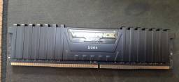 Memória Corsair Ddr4 4gb 2400.