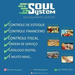 Sistema de vendas para lojas e demais seguimentos do varejo