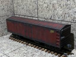 Miniatura Vagão fechado