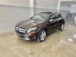 Mercedes GLA 200 1.6 Vision 2015 Marrom Impecável
