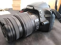 Câmera fotográfica Nikon D 3200