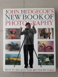 Livro New Book of Photography John Hedgecoe's