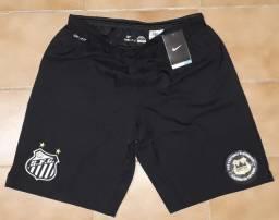 Bermuda Santos F. C. - Original Nike/Sócio Rei
