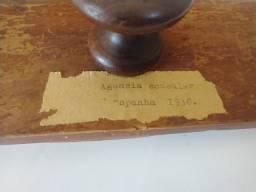 Mata Borrão antigo, 1936, Agência Consular da Espanha no Brasil