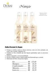 Kits para Cabelo (Shampoo, Máscara e Leaven-in)