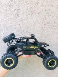Título do anúncio: Carrinho Off-Road 4WD com 37cm - Ate 12x - Frete Grátis -  RO