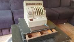 Caixa registradora antiga National
