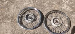 Rodas Titan 150
