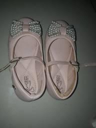 Sapato infantil