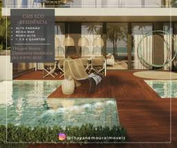 Moura - Sua casa com 4 suítes no mais luxuoso residencial de Muro Alto