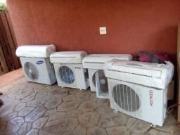 Título do anúncio: Instalação de ar condicionado e manutenção de ar condicionado