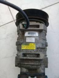 Compressor ar condicionado volare ônibus